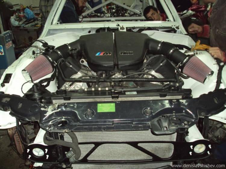 BMW Z3 V10 con 442 CV