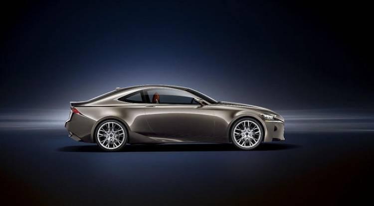 Lexus LF-CC: un coupé híbrido que será presentado en el Salón de París