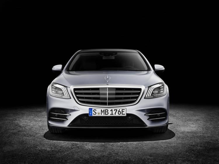 Eq Power: Neuer Plug In Hybrid Mercedes Benz S 560 E: Mehr Leistung, Mehr Reichweite Eq Power: New Plug In Hybrid Mercedes Benz S 560 E : More Power, More Range