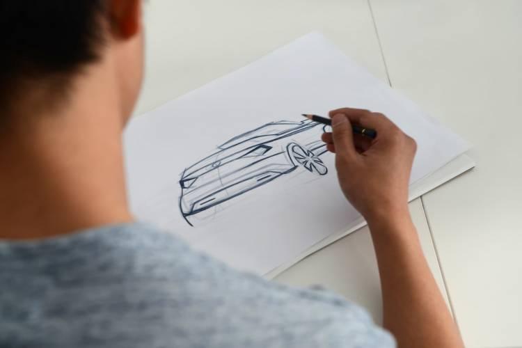 180412 Skoda Vocational School Students Build Skoda Karoq Cabriolet Study 2