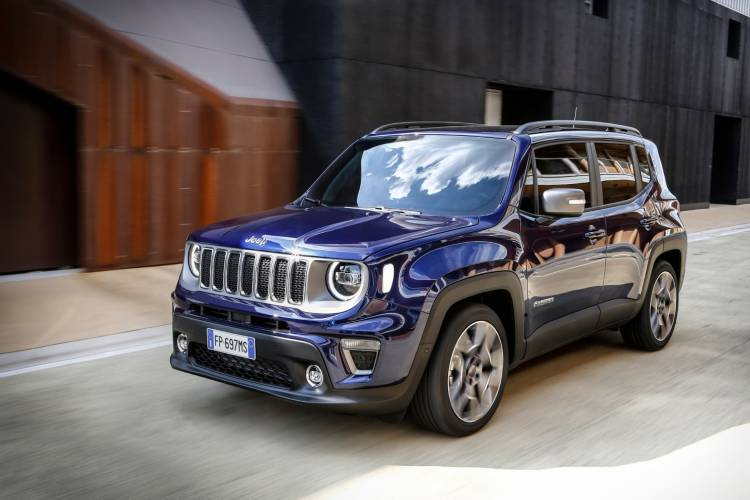 180620 Jeep New Renegade My19 Limited 01