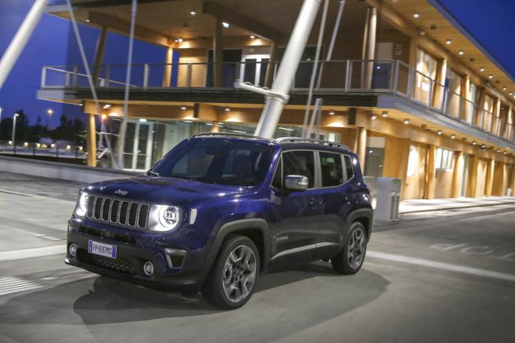 180620 Jeep New Renegade My19 Limited 07