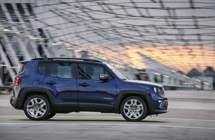 180620 Jeep New Renegade My19 Limited 08
