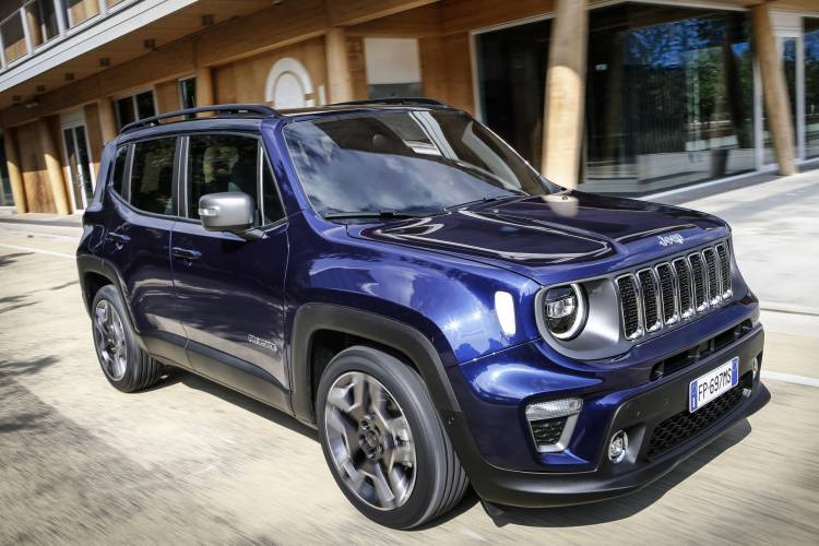 180620 Jeep New Renegade My19 Limited 09