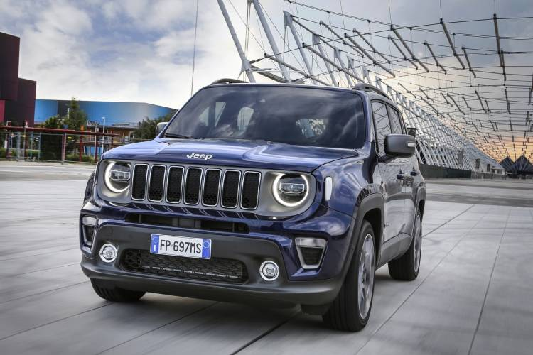 180620 Jeep New Renegade My19 Limited 10