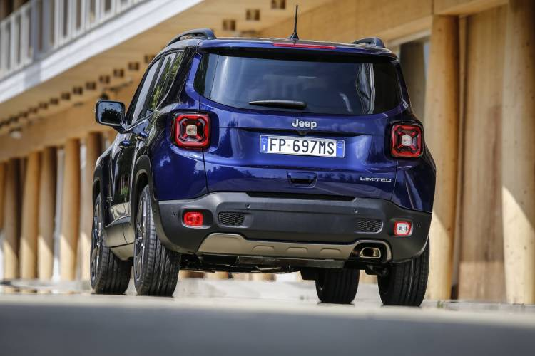 180620 Jeep New Renegade My19 Limited 11