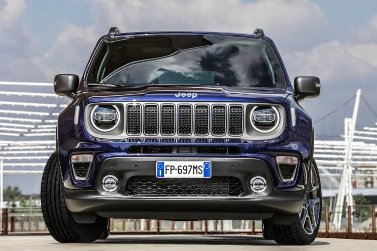 180620 Jeep New Renegade My19 Limited 14