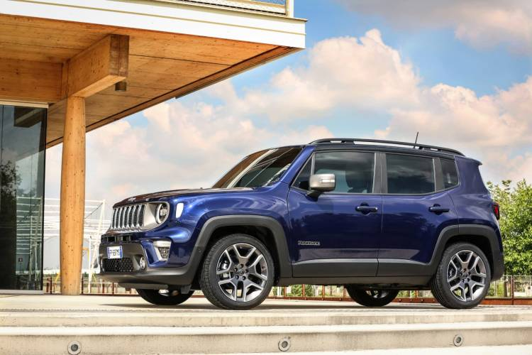 180620 Jeep New Renegade My19 Limited 16