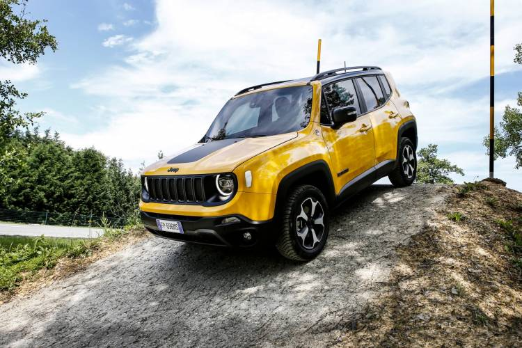 180620 Jeep New Renegade My19 Trailhawk 08