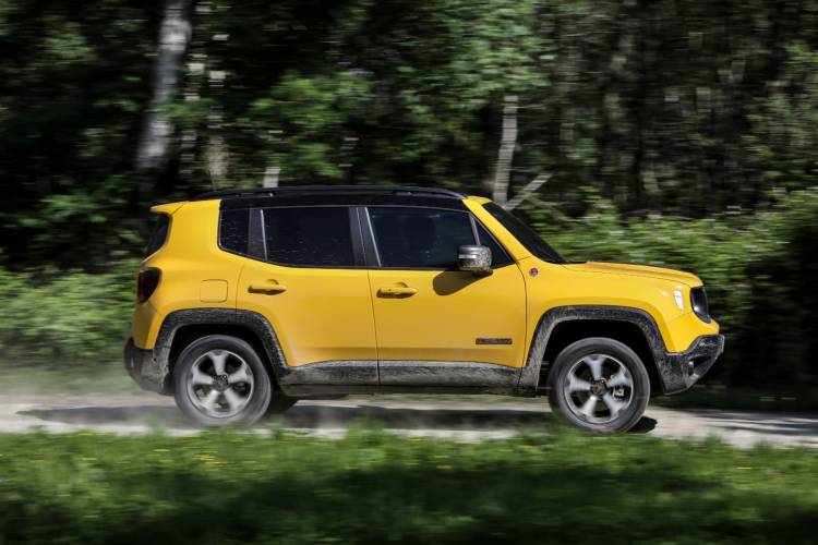 180620 Jeep New Renegade My19 Trailhawk 10