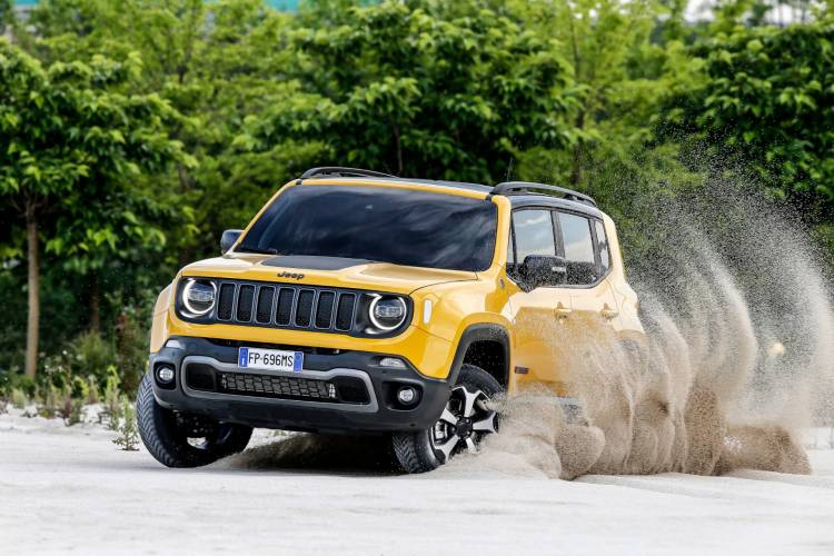 180620 Jeep New Renegade My19 Trailhawk 14