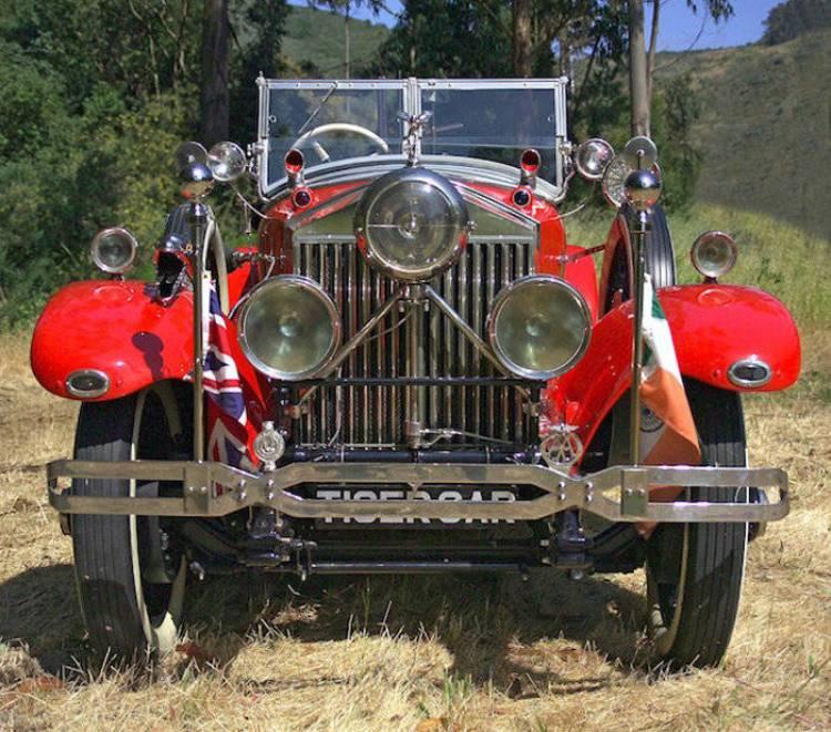 1925 Rolls-Royce New Phantom Tiger Car