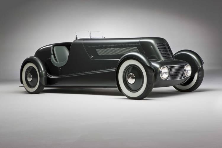 Edsel Ford's Restored 1934 Model 40 Special Speedster