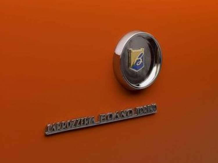 1955 Lincoln Indianapolis Boano Coupe, alta costura italoamericana
