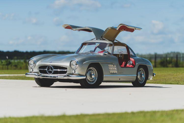 1955 Mercedes Benz 300 Sl Gullwing 0