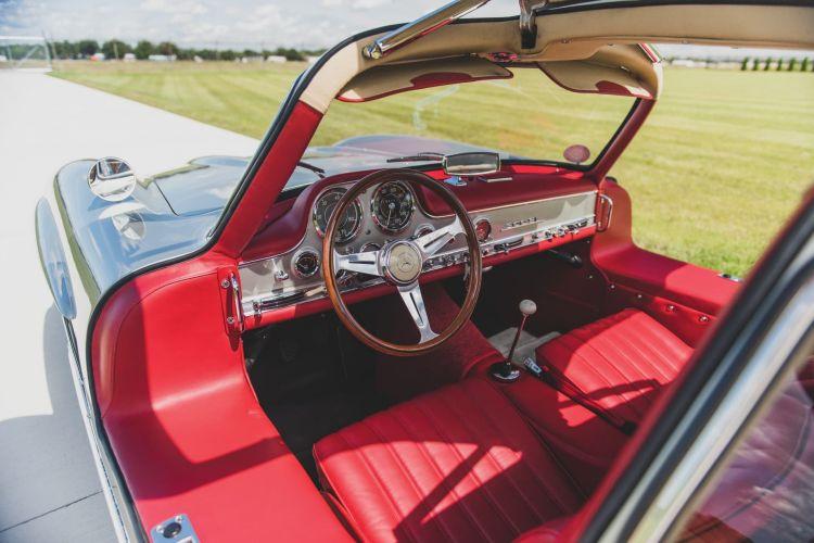 1955 Mercedes Benz 300 Sl Gullwing 26