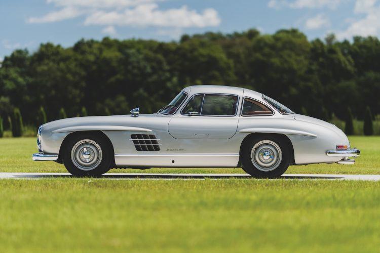 1955 Mercedes Benz 300 Sl Gullwing 4