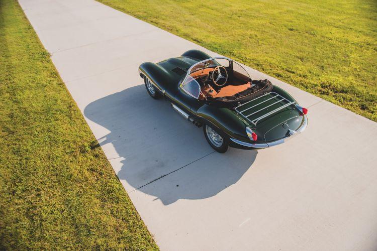 1957 Jaguar Xkss Continuation 1