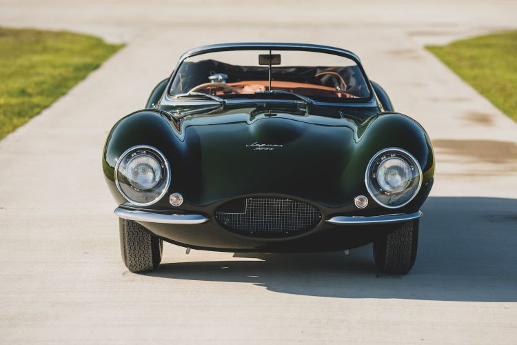 1957 Jaguar Xkss Continuation 5