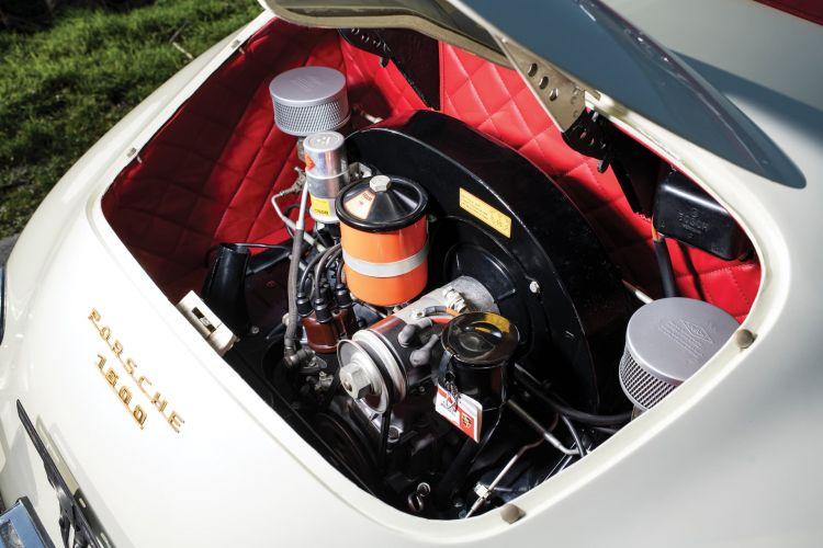 1957 Porsche 356 A 1600 Speedster By Reutter 2