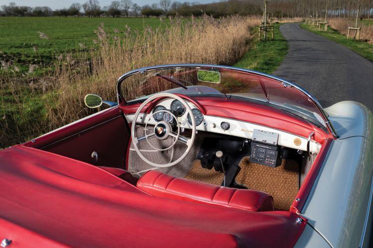 1957 Porsche 356 A 1600 Speedster By Reutter 3