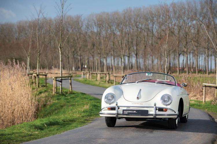 1957 Porsche 356 A 1600 Speedster By Reutter 7