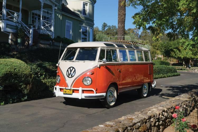 1960 Volkswagen Deluxe Microbus_1