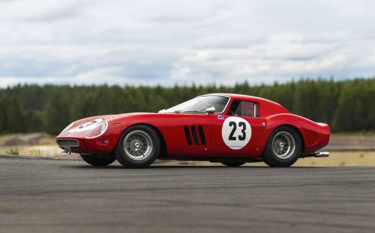 1962 Ferrari 250 Gto By Scaglietti Chasis 3413gt 1