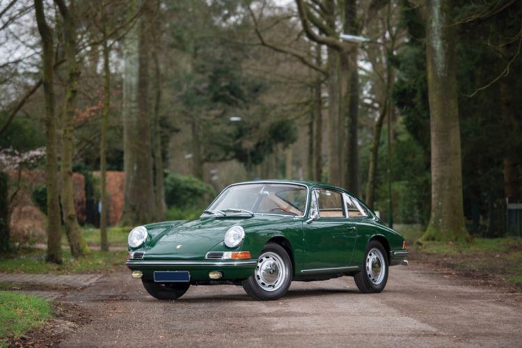 1965 Porsche 912 0