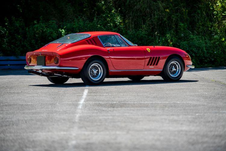 1966 Ferrari 275 Gtb Alloy By Scaglietti 1