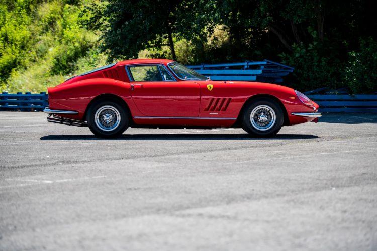 1966 Ferrari 275 Gtb Alloy By Scaglietti 5
