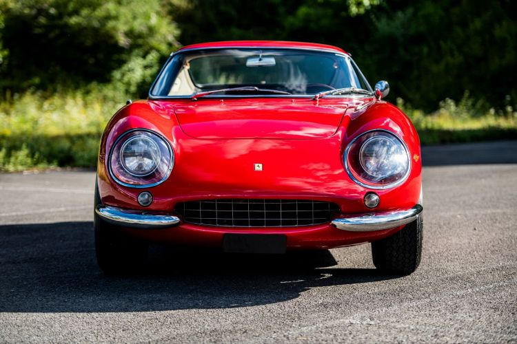 1966 Ferrari 275 Gtb Alloy By Scaglietti 6