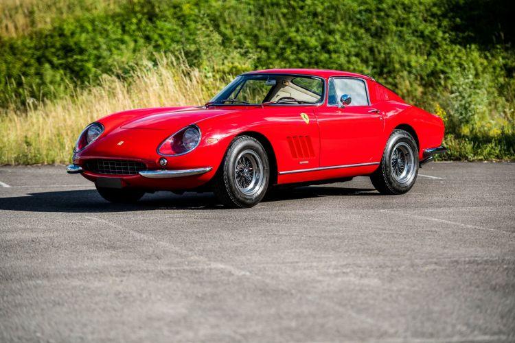 1966 Ferrari 275 Gtb Alloy By Scaglietti 8