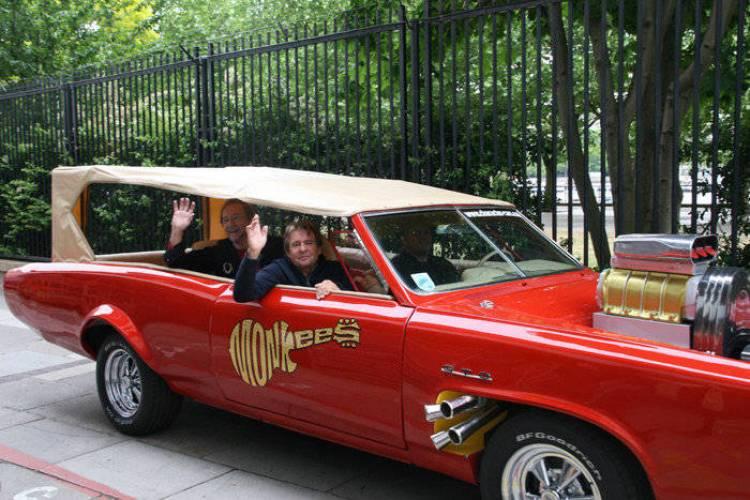 1966 Pontiac GTO Monkeemobile
