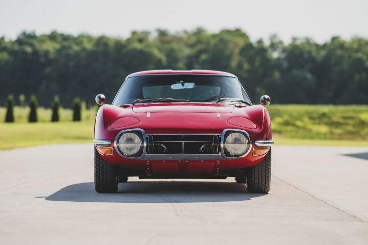 1967 Toyota 2000gt 5