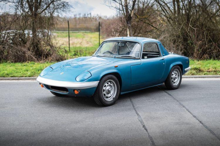 1970 Lotus Elan S4 0
