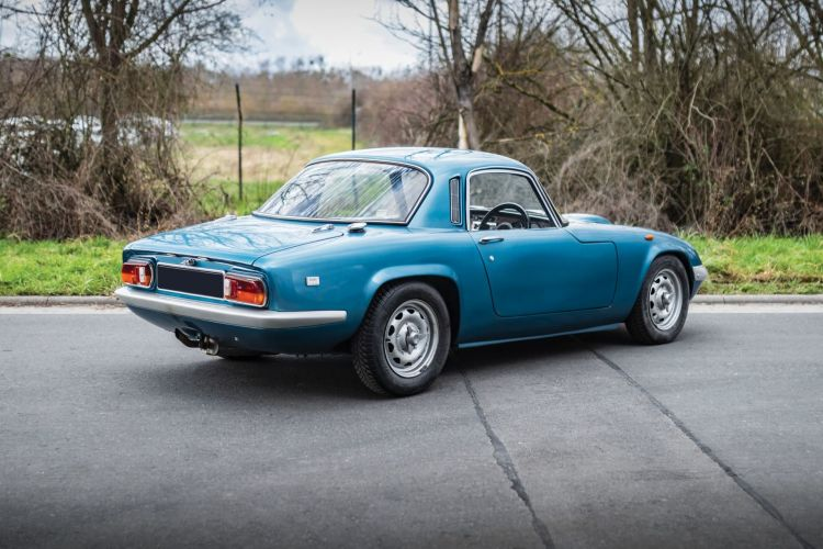 1970 Lotus Elan S4 1
