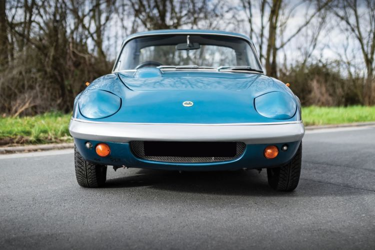 1970 Lotus Elan S4 4