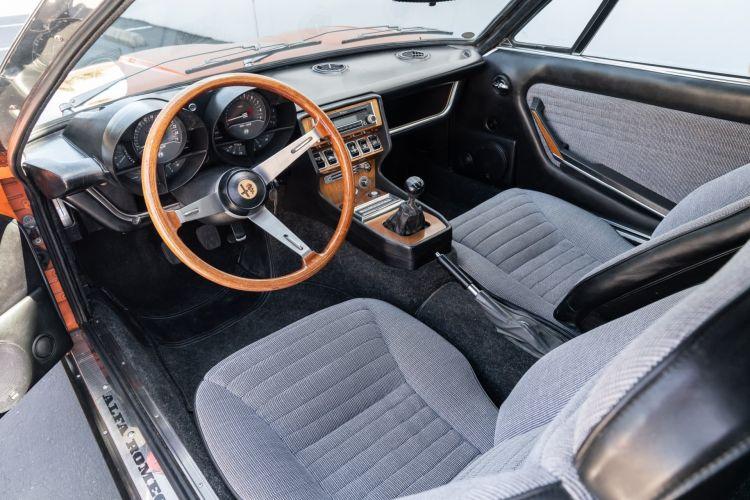1972 Alfa Romeo Montreal By Bertone 3