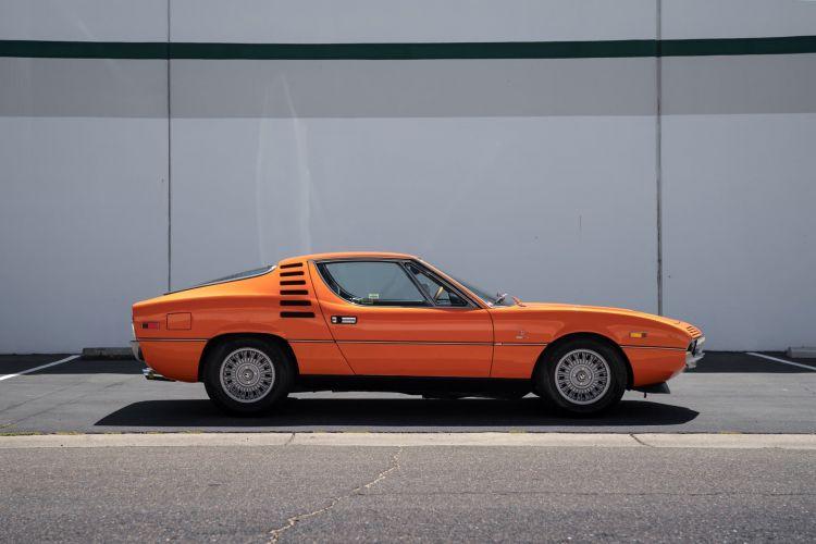 1972 Alfa Romeo Montreal By Bertone 4