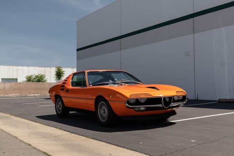1972 Alfa Romeo Montreal By Bertone 7