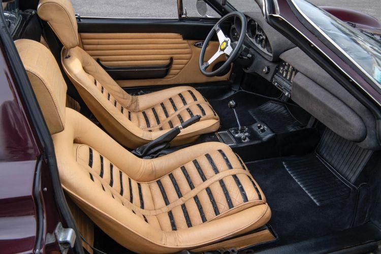 1973 Ferrari Dino 246 Gts Chairs Flares By Scaglietti 3