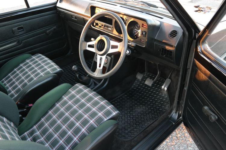 1979 Volkswagen Golf Gti 1 6 Mk1 Series 1 Interior 1