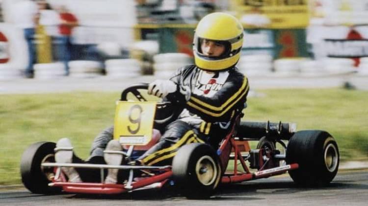 1981-DAP-Kart-Ayrton-Senna