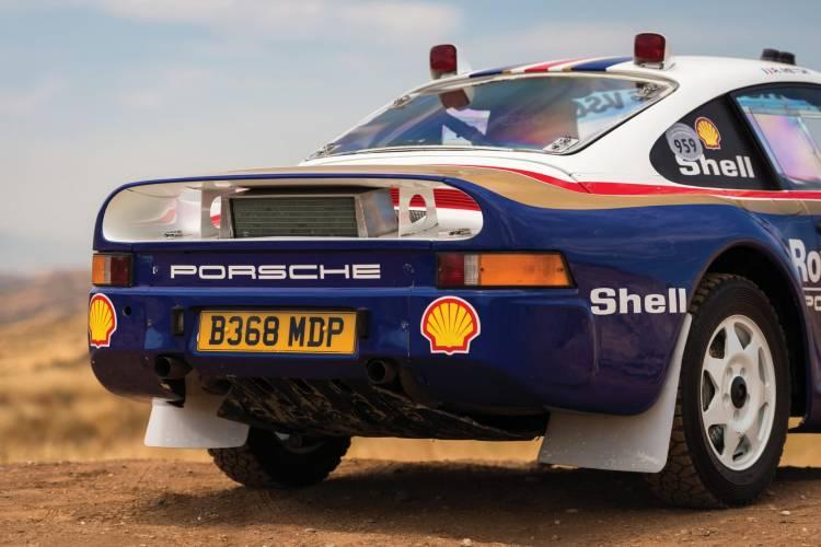 1985 Porsche 959 Paris Dakar 24