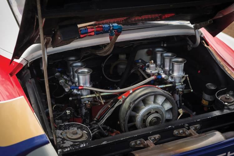 1985 Porsche 959 Paris Dakar 2