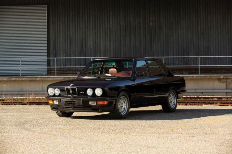 1986 Bmw M5 0