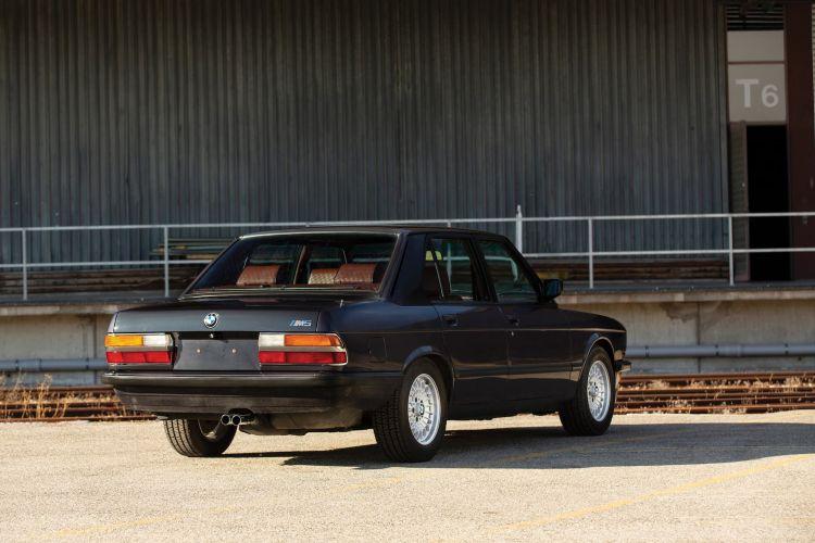 1986 Bmw M5 1