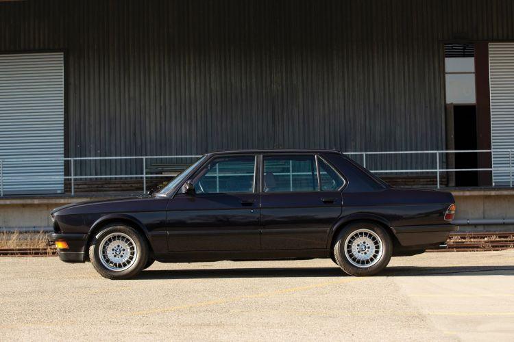 1986 Bmw M5 4