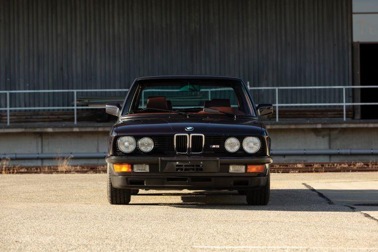 1986 Bmw M5 7